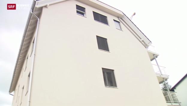 Video «Vorläufig keine Asylunterkunft in Aarburg» abspielen