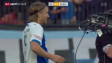 Video «Fussball: Super League, GC - Basel» abspielen