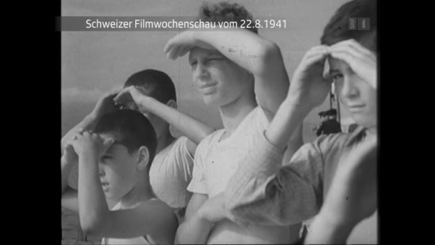 Video «Vom 22.8.1941» abspielen
