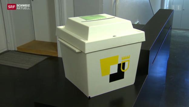 Video «Wahlmanipulation» abspielen