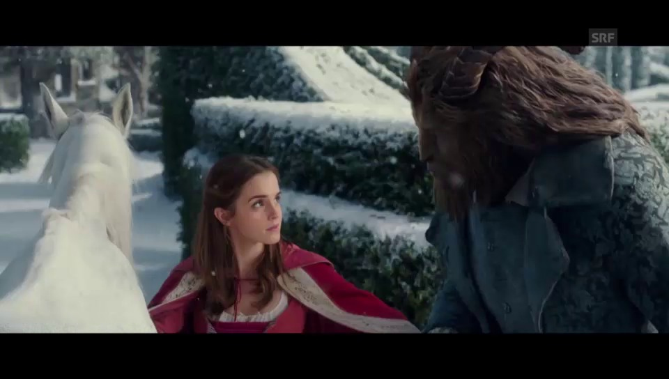 Trailer «Beauty and the Beast»