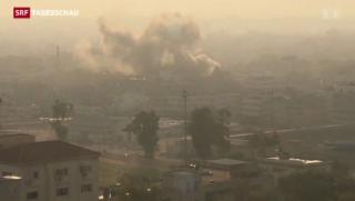 Video «Neue Waffenruhe zwischen Israel und der Hamas» abspielen
