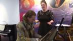 Video «Ein Schweizer Musiker-Duo und sein rastloses Künstlerleben» abspielen