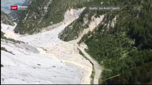 Video «Schweiz aktuell vom 31.07.2017» abspielen