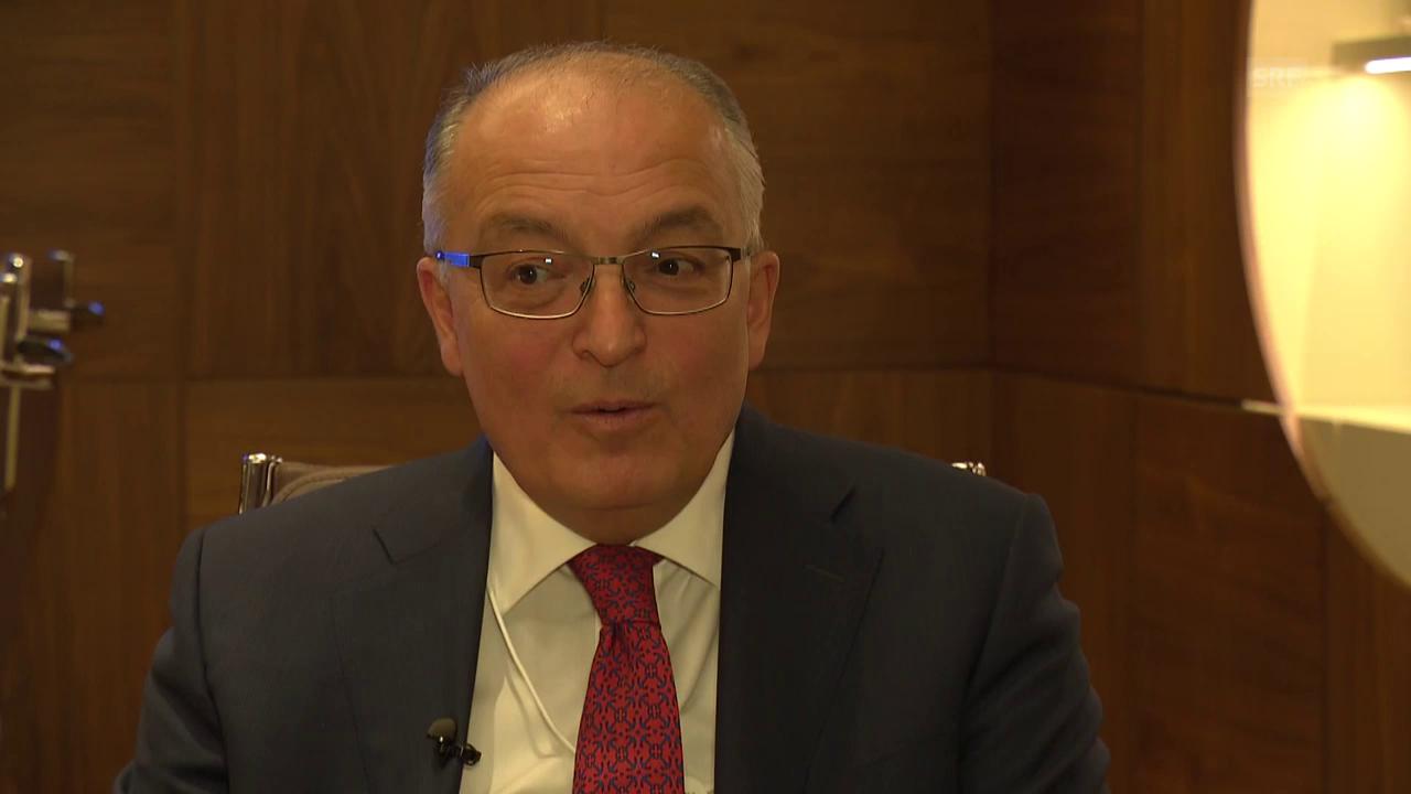 Socar-Vizepräsident Elshad Nassirov zu den Korruptionsvorwürfen