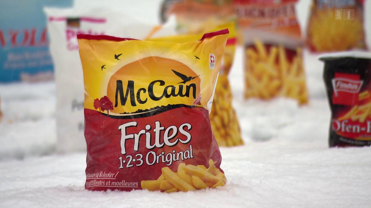 Pommes frites im Test: Viele sind mehlig, einige knackig