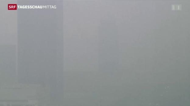 Video «Dicke Luft in Peking» abspielen