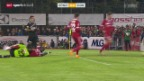Video «Fussball: Schweizer Cup, Köniz - Sion» abspielen