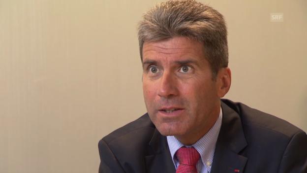 Video «Markus Jordi über Lohn-Zertifizierung der SBB» abspielen