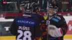 Video «Eishockey: NLA, Bern - Lausanne» abspielen