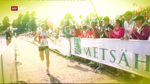 Rückblick auf den Sommer von Simone Niggli («sportpanorama»)