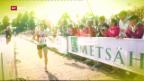 Video «Rückblick auf den Sommer von Simone Niggli («sportpanorama»)» abspielen