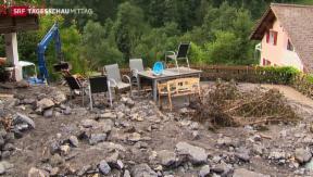 Video «Gewitter verursacht Schäden in der Ostschweiz» abspielen