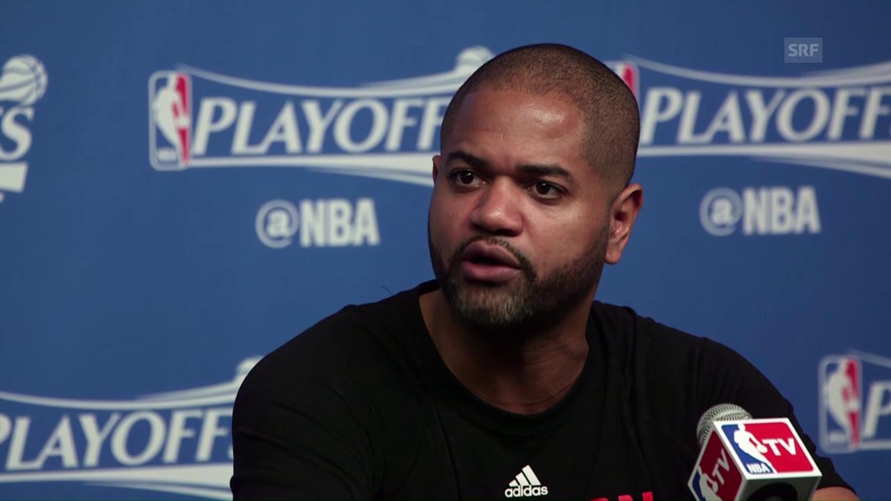 Rockets-Coach Bickerstaff spricht über Clint Capela