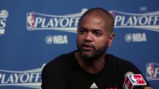 Video «Rockets-Coach Bickerstaff spricht über Clint Capela» abspielen