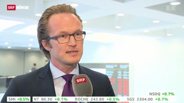 Video «SRF Börse vom 14.05.2013» abspielen