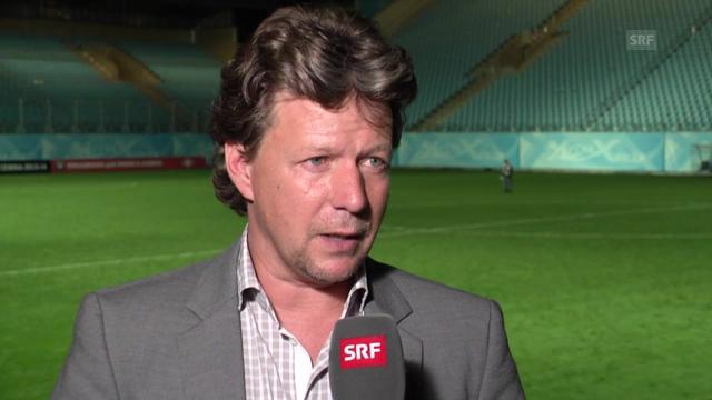 Interview mit FCSG-Trainer Jeff Saibene