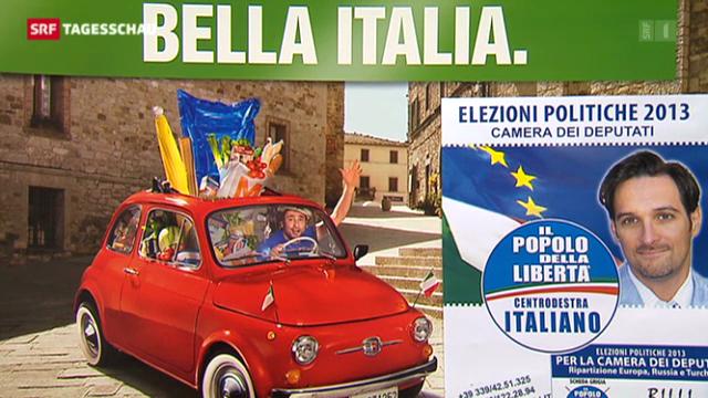 Ausland-Italiener wählen links