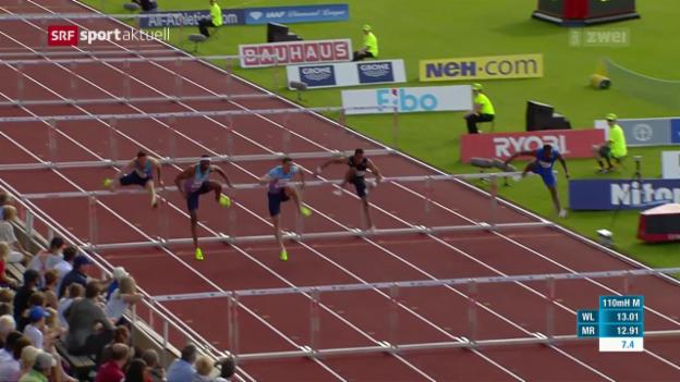 Video «Leichtathletik: Die internationalen Glanzlichter» abspielen