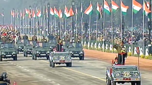 Video «Heikle Schweizer Waffengeschäfte in Indien» abspielen