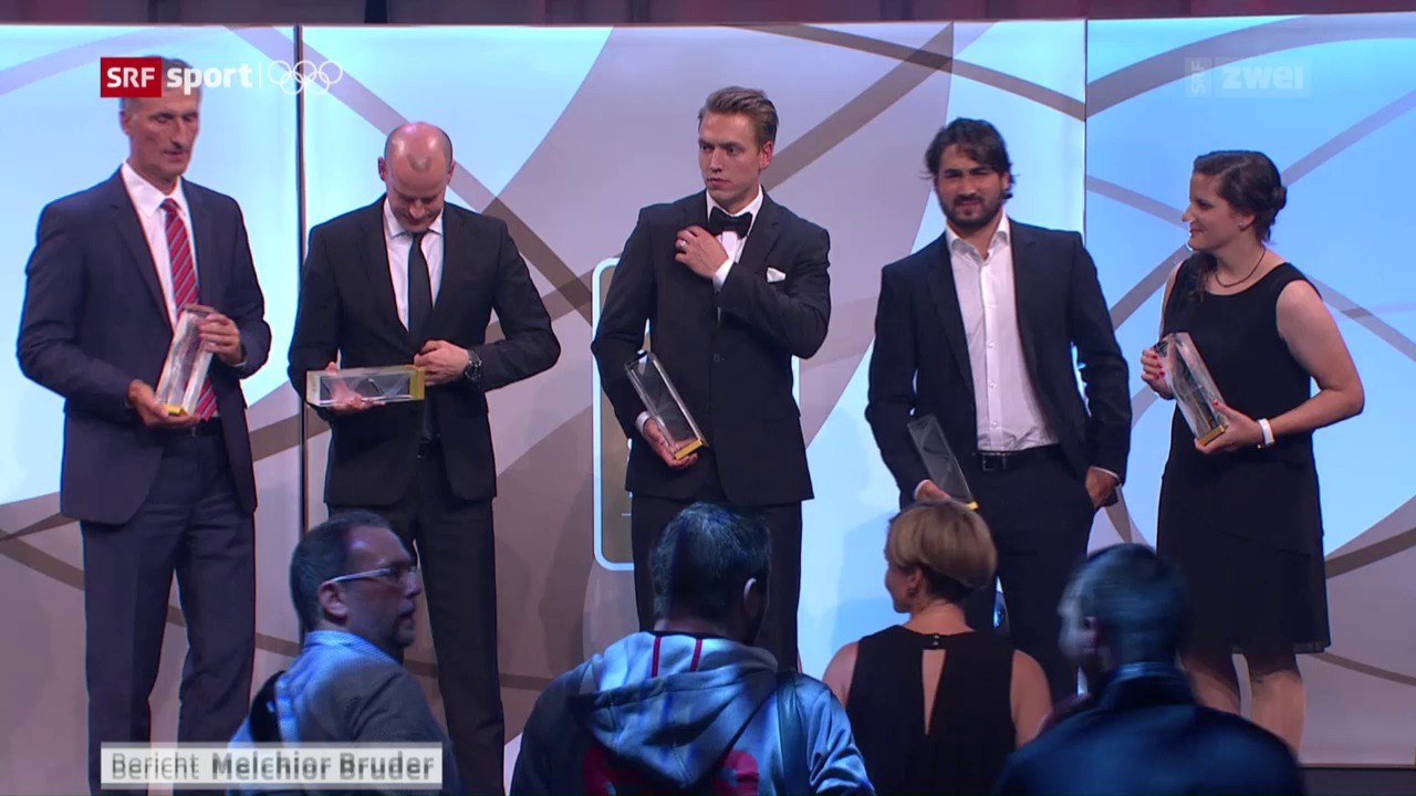 Die Gewinner der Swiss Hockey Awards 2016