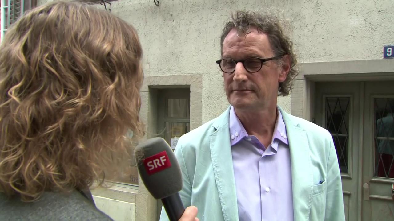 Geri Müller zu seiner Abwahl: «Damit muss ich nun leben»