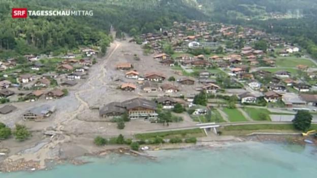 Video «Bund und Kantone sollen sich besser auf Notfall vorbereiten (Tagesschau vom 03.09.2013)» abspielen