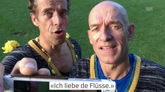 Video «Das berühmte Schweizer Bankgeheimnis» abspielen