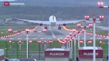 Video «Keine Verlängerung der Pisten am Flughafen» abspielen