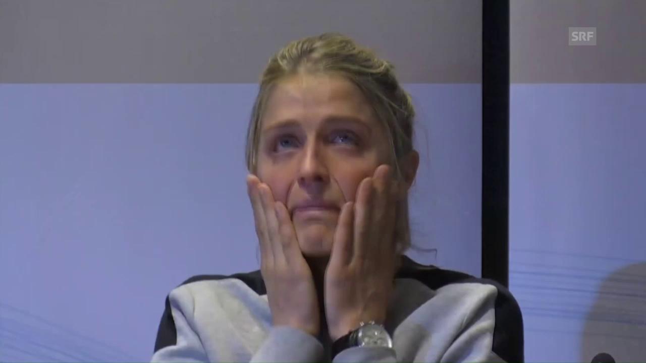Johaugs emotionale Medienkonferenz