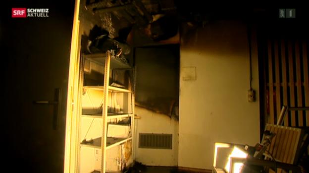 Video «Feuer im Spital» abspielen