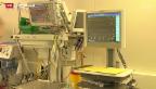 Video «Neue Wege bei der Organspende» abspielen