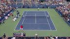 Video «Wawrinka - Baghdatis: Entscheidende Ballwechsel («sportlive»)» abspielen