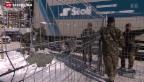 Video «Davos am Tag vor dem WEF» abspielen
