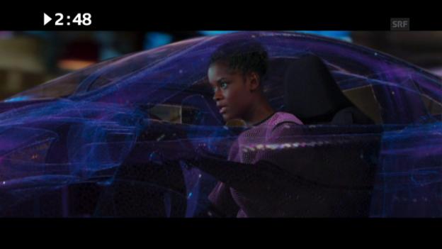 Video «Kinostart diese Woche «Black Panther»» abspielen