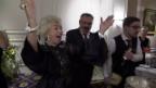 Video «Die umtriebige Unternehmerin Ljuba Manz in Feierlaune» abspielen