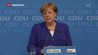 Video «Kompromiss im Asylstreit» abspielen