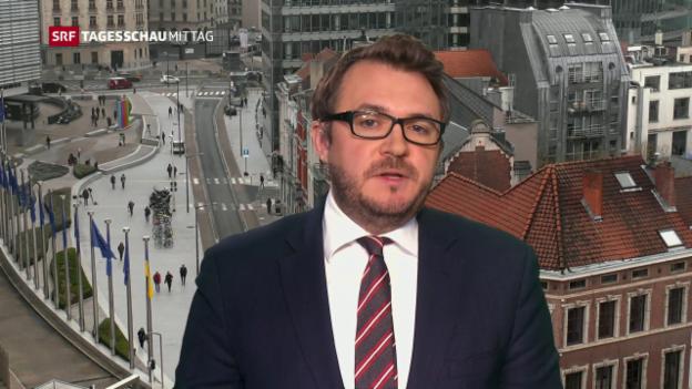 Video «Sebastian Ramspeck in Brüssel» abspielen