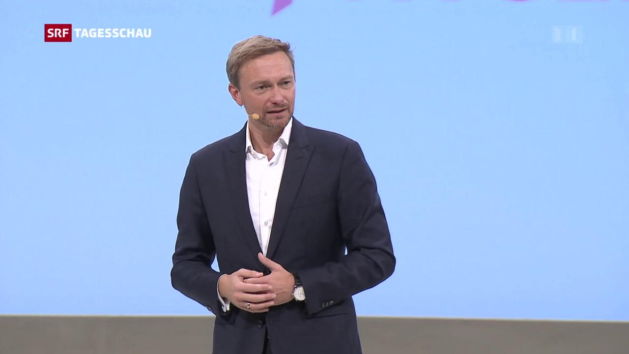 Christian Linder: «Wir wollen unser Land voranbringen»