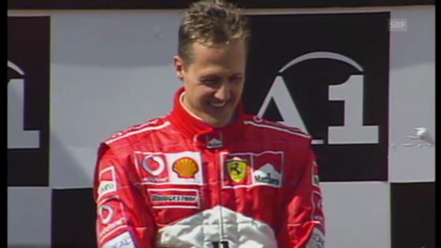 Video «Der letzte F1-GP in Österreich 2003» abspielen