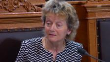 Video «Auch Widmer-Schlumpf fordert eine rechtsstaatliche Diskussion.» abspielen
