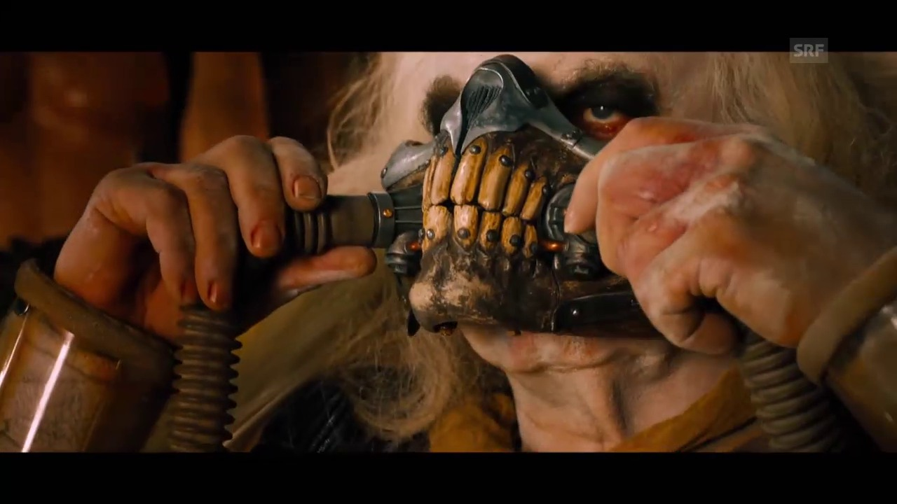 Düster, krank und supersimpel: Trailer zu «Mad Max: Fury Road»