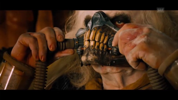 Video «Düster, krank und supersimpel: Trailer zu «Mad Max: Fury Road»» abspielen