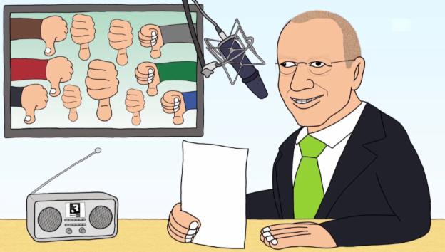 Video ««Grüezi, Monsieur de Weck»: Der Generaldirektor» abspielen