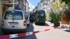 Video «Schaffhauser Polizei nennt erste Details zum Motorsägen-Angreifer» abspielen