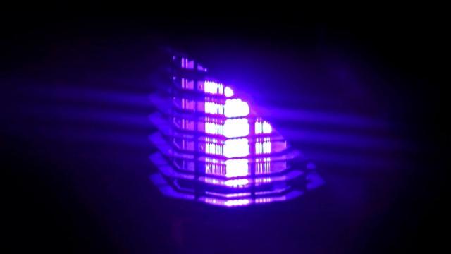 Zieht ultraviolettes Licht Mücken anund kannsie intödliche Stromfallen locken?