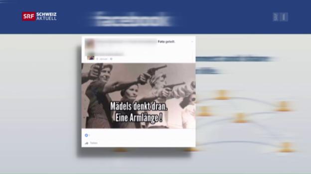 Video «Schweiz aktuell vom 14.11.2016» abspielen