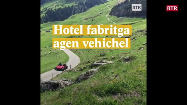 Laschar ir video «Hotel fabritga agen vehichel»