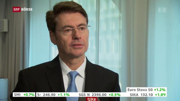 Video «SRF Börse vom 07.11.2018» abspielen