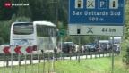 Video «Bundesrat will zweite Gotthard-Röhre» abspielen